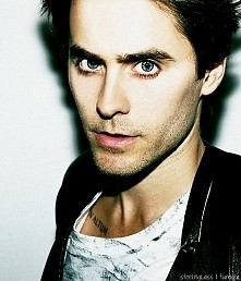 Jared Leto  te oczy *-*