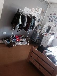 Room, Przemeblowanie