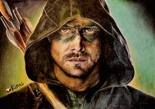 Arrow/Stephen Amell, praca ...