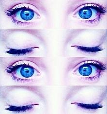 """""""Oczy niebieskie, życie królewskie"""""""