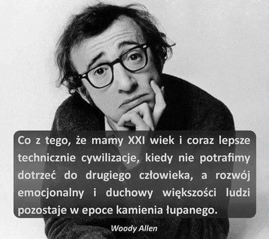 Woody Allen Cytaty Na Ulubione Zszywkapl