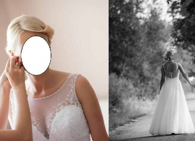 Sprzedam suknię więcej info priv ewciab88@onet.eu