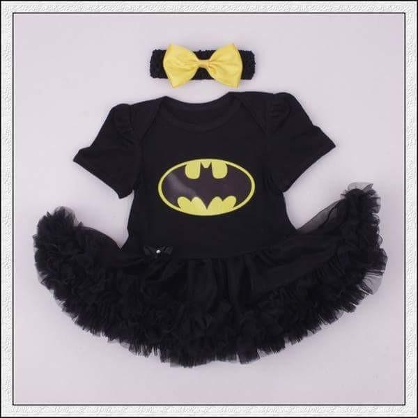 Dziewczęcy rampers Batman - 47 zł Więcej na fb Hanula