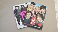 Sprzedam książki One Direction, album z naklejkami dodaję gratis. Po kliknięciu w zdjęcie zapoznacie się ze szczegółami, zapraszam :)