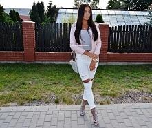 pink gray and white od wero...