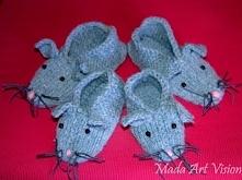 kapcie myszki