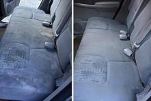 W internecie niedawno ogromną popularność zyskała domowa mikstura do czyszczenia foteli samochodowych. Jeżeli wierzyć zdjęciom użytkowników, działa cuda! Oto składniki: kubek oc...