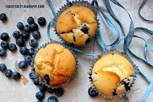 Muffinki z borówkami! Kliknij po przepis!