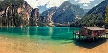 Jezioro Braies, Włochy