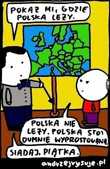 Geografia w szkole :)
