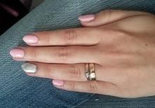 Pink Puding & Silver Glitter - nowe hybrydy. :) Co myślicie?
