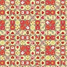 Tkanina bawełniana - wzór Smart (po kliknięciu w zdjęcie możesz ją kupić)