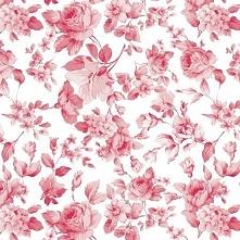 Tkanina bawełniana - wzór Różany (po kliknięciu w zdjęcie możesz ją kupić)