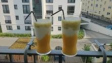 Koktajl z mango i kiwi ;) P...