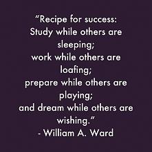 Przepis na sukces!