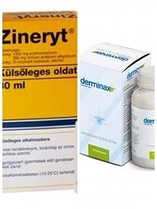 dziewczyny czy któraś z was używała Zineryt albo derminax ? Jeżeli tak to pro...