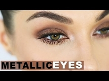 Bronze Metallic Eyes | Eman