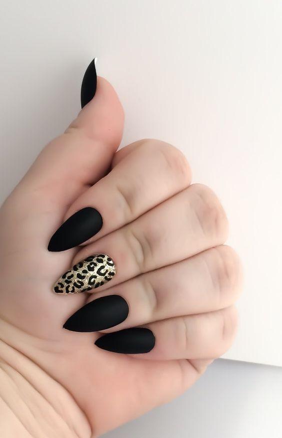 Matowe Paznokcie Na Nails Zszywkapl
