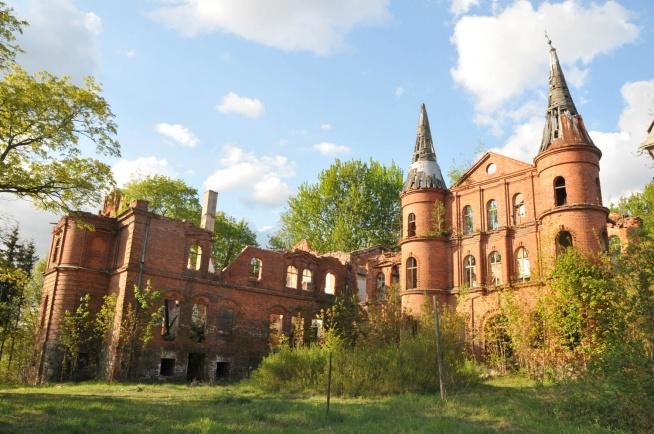 Pałac, Juchowo