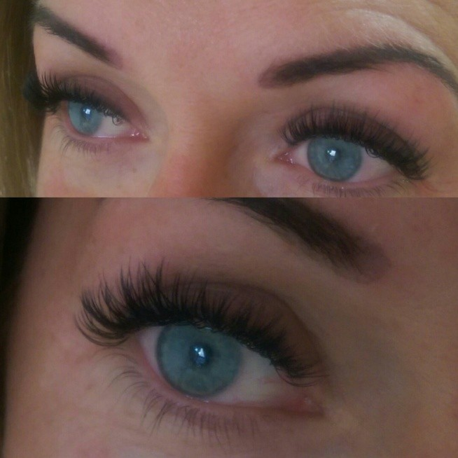 kocie oko :) piękne niebieskie oczy :)