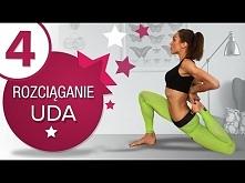 Vilduś - Trening rozciągający uda Uwielbiam ją! :D