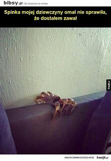 Można się wystraszyć ;)