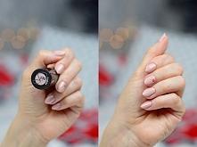 Semilac 135 Frappe | Klasyczny manicure w kolorze nude