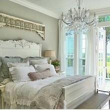 Sypialnia w pięknym stylu :)
