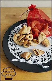 Ciastka z wróżbą - super pomysł na urodziny i wieczór panieński! Przepis na Z...