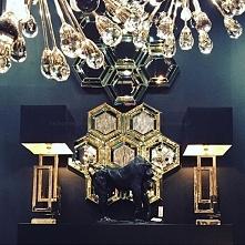 Lampy i dekoracje modern classic