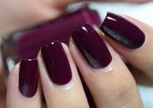 wine nails :)
