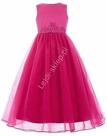 sukienka na wesele dla dziewczynki