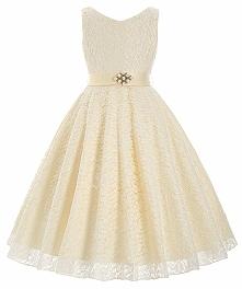 koronkowa sukienka dla dzieczynki