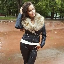 piękna kurtka z futerkiem już dostępna na betterbediamond.pl ❤❤❤
