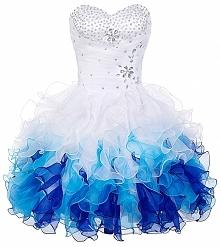 karnawałowa sukienka