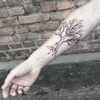 Drzewo życia Na Tattoos Zszywkapl