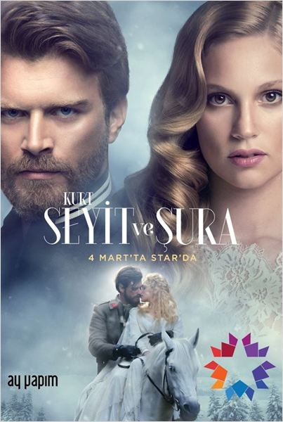 """""""Imperium miłości""""  Serial opowiada o dziejach bogatej krymsko-tatarskiej rodziny na początku XX wieku. Głównym bohaterem jest zdolny i przystojny porucznik armii carskiej Kurt Seit, który na balu w Petersburgu poznaje piękną córkę nobliwego rosyjskiego rodu – Szurę Wierszenskają. Młodzi zakochują się w sobie, ale ich związek nie jest akceptowany przez ich rodziny. Rodzina Kurta chce, żeby poślubił on kobietę ze znakomitego tureckiego rodu, a rodzice Szury chcą ją wydać za Rosjanina. Tymczasem wybucha I wojna światowa i rewolucja – zarówno w Rosji, jak i w Turcji..."""