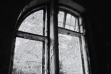 Opuszczony szpital psychiatryczny;)