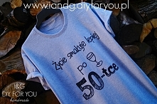I&G DIY FOR YOU koszulki malowane ręcznie