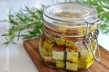 ser feta w oliwie . Składni...