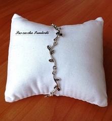 Bransoletka - liść