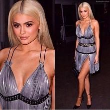 Kylie na pokazie Alexandra Wanga.