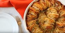 chrupiące ziemniaki
