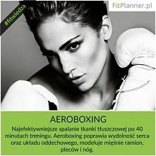 Aeroboxing ❤️  To połączeni...