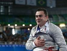 Adrian Castro brązowym medalistą w szermierce!!