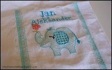 Metryczka słoń