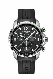 Męski zegarek Certina C001.647.17.057.10 limitowana edycja ! Zegarek z 200 m odporności, zakręcana koronka, wykonany z najwyższej jakości materiałów. Tylko 555 szt. dostępnych p...