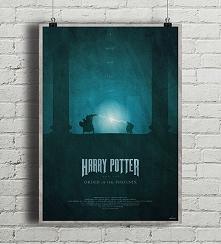 Harry Potter i Zakon Feniksa - plakat