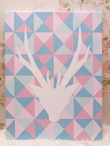 obraz na płótnie wykonany farbami akrylowymi, 30x40 cm Sprzedam! Link poniżej