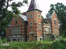 Dwór Wilhelma Purgolda, Psienie-Ostrów